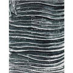 Christie's Paris, Collection Anne Bokelberg Bijoux et Boites de Line Vautrin