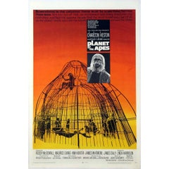 """""""Planet of the Apes"""" Film Poster, 1968"""
