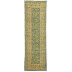 Yellow Eclectic Runner, Solo Rugs