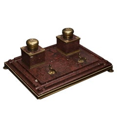 19th Century Inkwell, Louis Philippe Period