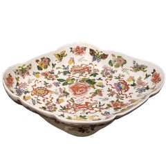 Late 19th Century Chinese Fruit Bowl