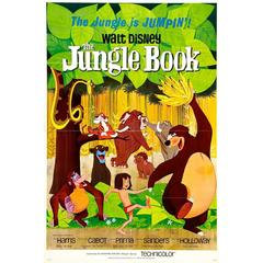 """The Jungle Book"", Film Poster, 1967"