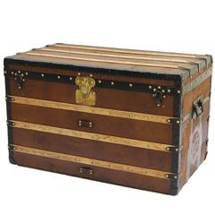 Louis Vuitton Monogram Courier Trunk