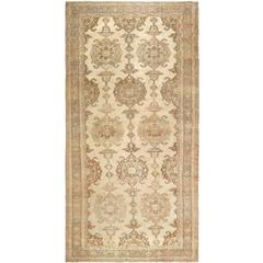 Oversized Antique Malayer Persian Rug
