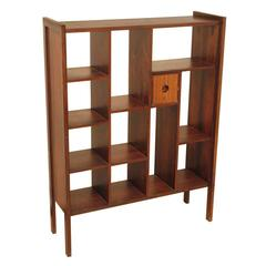 Rosewood Bookcase/Room Divider