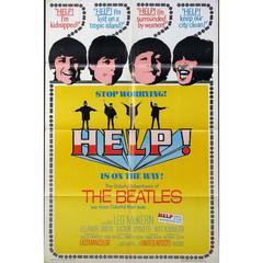 """Help!"", Film Poster, 1965"
