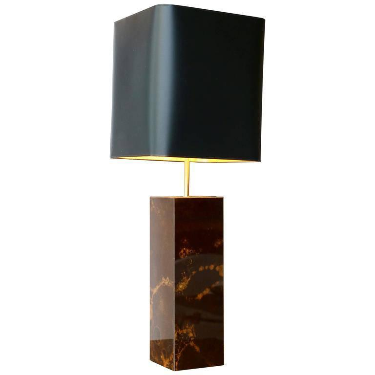 guy lefevre lamp for ligne roset 1970s for sale at 1stdibs. Black Bedroom Furniture Sets. Home Design Ideas