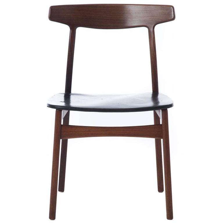 20th century modern occasional chair rosewood for