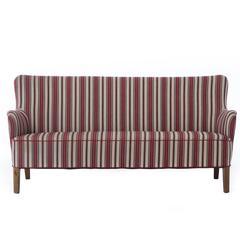 Transitional Danish Modern Sofa