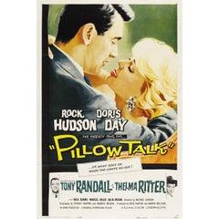 """Pillow Talk"" Film Poster, 1959"