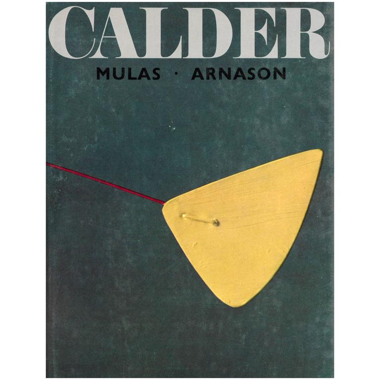 Calder 'Book'