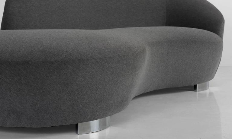 """Cloud"" Style Sofa, after Vladimir Kagan 6"