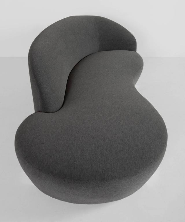 """Cloud"" Style Sofa, after Vladimir Kagan 5"