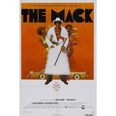 """The Mack"" Film Poster, 1973"