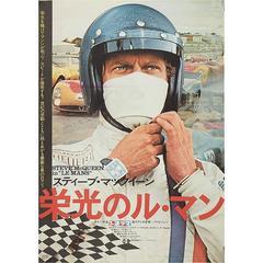 """""""Le Mans"""" Poster, 1971"""
