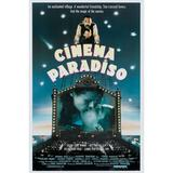 """Cinema Paradiso"" Film Poster, 1988"