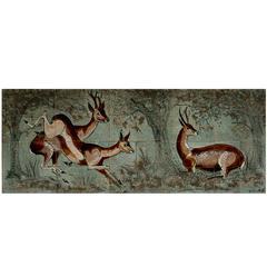Ceramic Wall Decoration