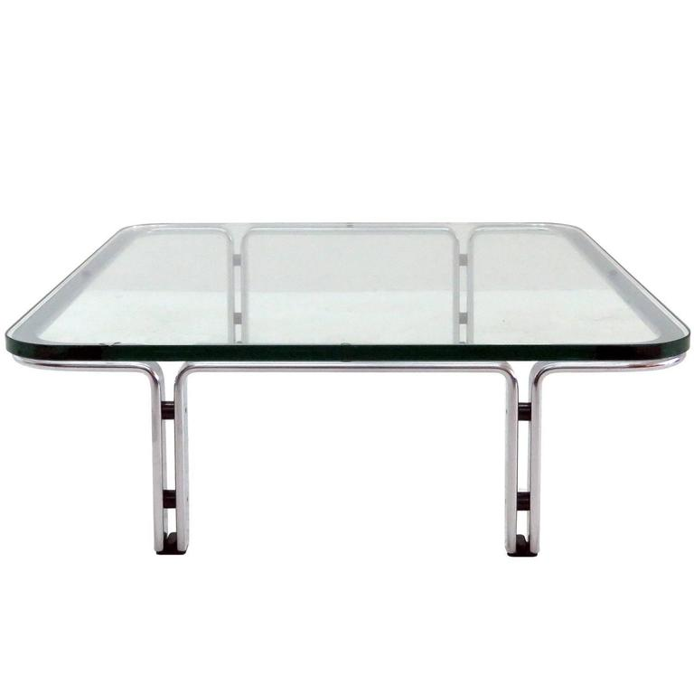 Horst Brüning Coffee Table for Kill International, 1960s For Sale