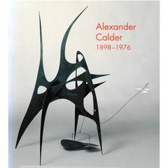 Alexander Calder, 1898-1976 'Book'