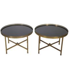 Pair of French Sofa Tables