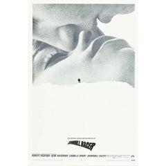 """""""Downhill Racer"""" Film Poster, 1969"""