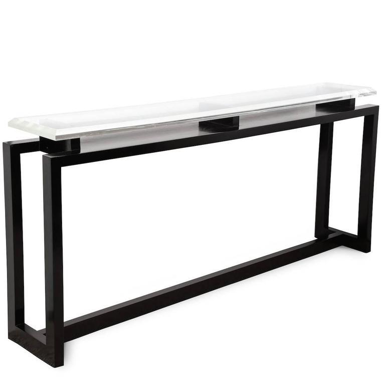 Paul Lászlo Console Table