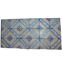 Antique Glazed Ceramic Tiles