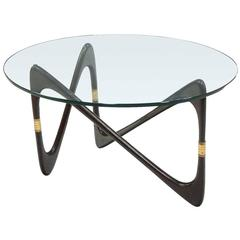 1950s Italian Coffee Table by Cesare Lacca
