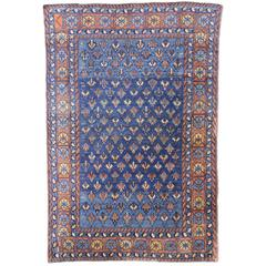 Antique Yerevan Rug with Modern Tribal Style