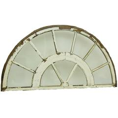 Antique Fanlight Window