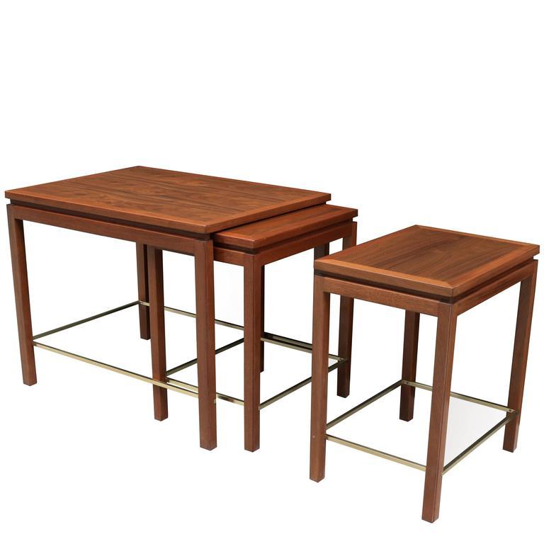 Set of Modernist Nesting Tables