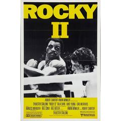 """Rocky II"", Poster, 1979"