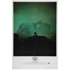 """Rosemary's Baby"" Film Poster, 1968"