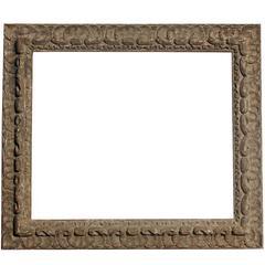 Carved Modernist Frame