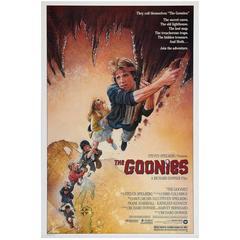 """The Goonies"" Film Poster, 1985"