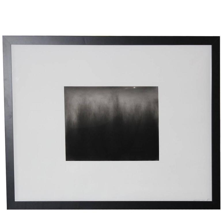 Smoke on Paper #1 by Norman Mooney