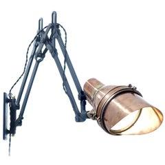 Articulated Swing Arm Spot Light