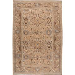 Gorgeously Designed Modern Sultanabad Rug