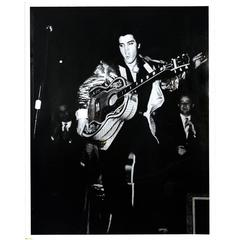 Vintage Elvis Presley Photograph