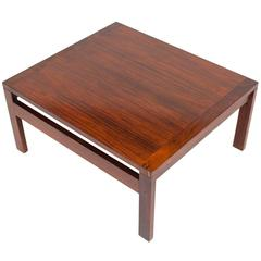 France & Sons Rosewood Coffee Table