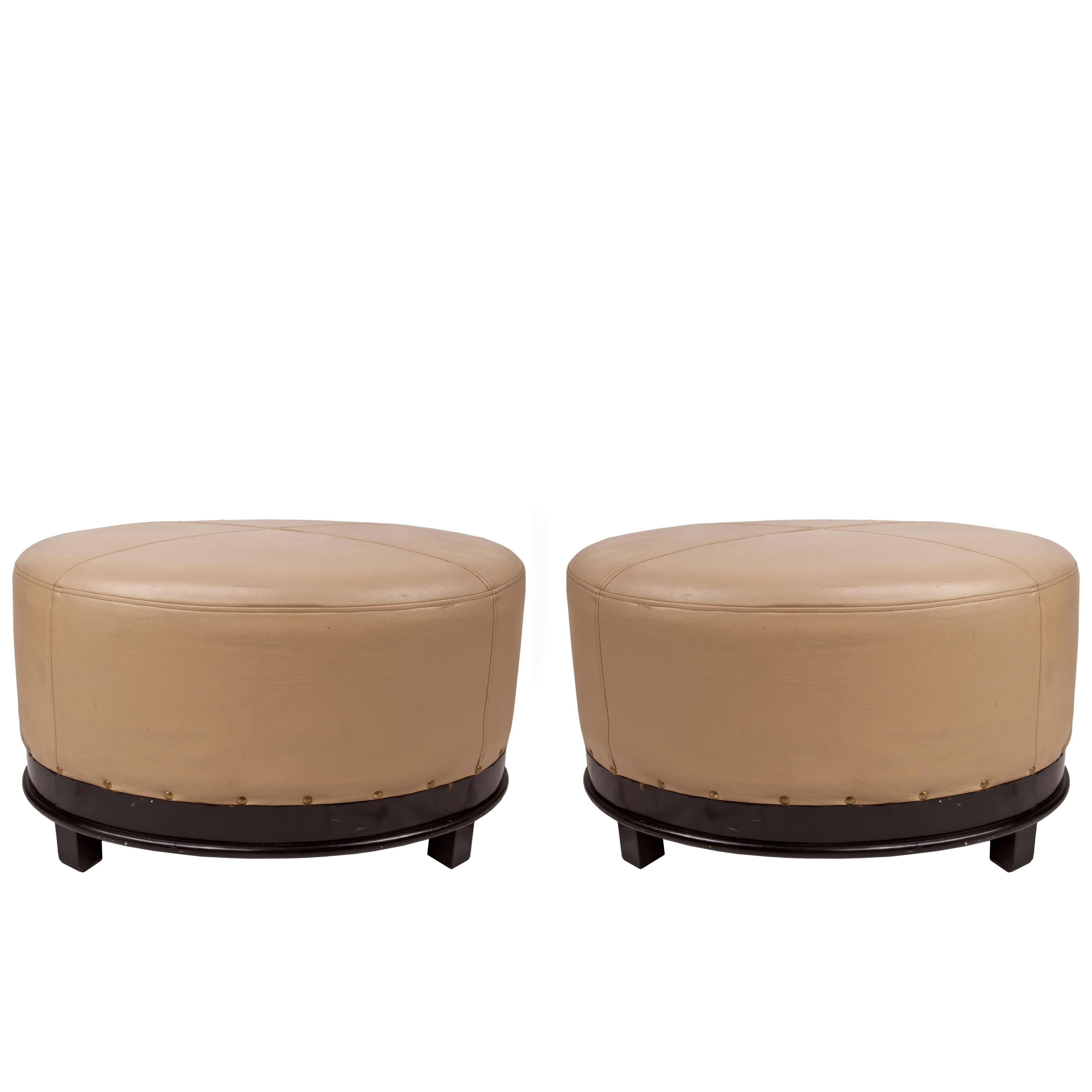 Enjoyable Antique And Vintage Ottomans And Poufs 2 858 For Sale At Forskolin Free Trial Chair Design Images Forskolin Free Trialorg