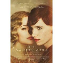 """""""The Danish Girl"""" Film Poster, 2015"""