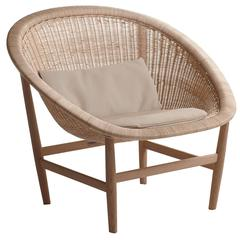 Kettal Basket Chair for Indoor or Outdoor Use