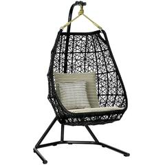 Kettal Maia Egg Swing for Outdoors