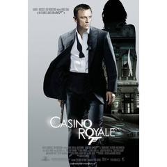 """Casino Royale"" Film Poster, 2006"