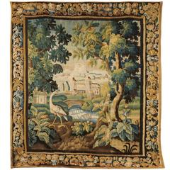 18th Century Aubusson Tapestry, circa 1760