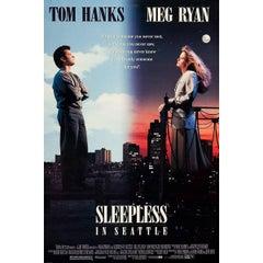 """Sleepless In Seattle"" Film Poster, 1993"