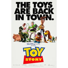 """""""Toy Story"""" Film Poster, 1995"""