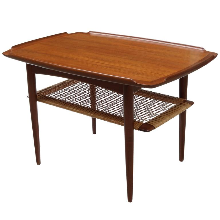 Pair of Modernist End Tables