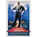 """Coming to America"" Film Poster, 1988"